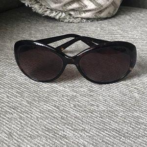 Cole Hann Brown Tortoiseshell Sunglasses